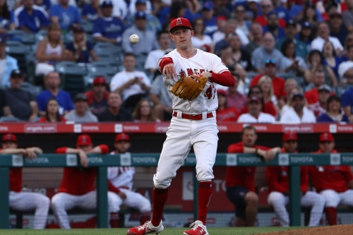 Griffin Canning is the 2nd Angels pitcher to win a Gold Glove