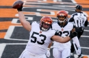 Cincinnati Bengals coach Zac Taylor: Billy Price is about everything we want our players to be about
