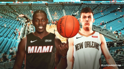 A Jrue Holiday-Tyler Herro trade that makes perfect sense for Heat
