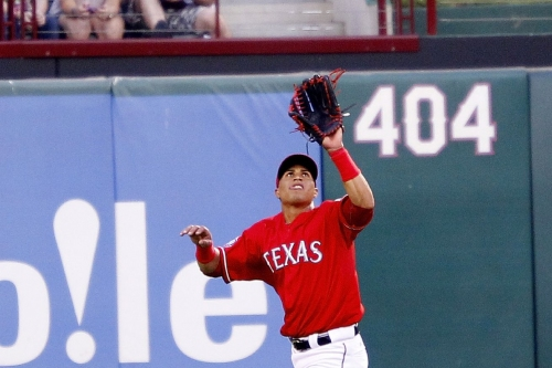 Leonys Martin signs extension with Chiba Lotte