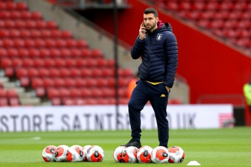 Borja Baston impressing at new club after Villa Park exit