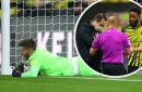 Incredulous Stoke City fans on Watford goal controversy