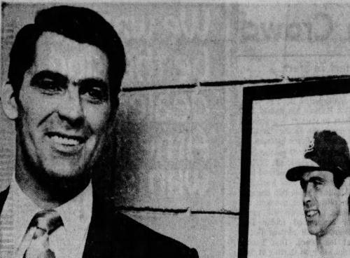 Nov. 5, 1971: Cardinals take a chance on a rookie announcer named Mike Shannon