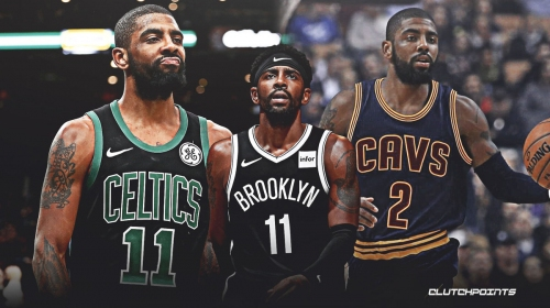 Has there ever been a better ball handler than Kyrie Irving?