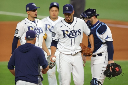 Five top free agents that could fit the Tampa Bay Rays