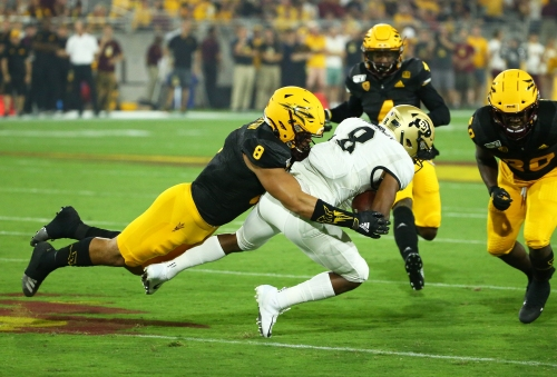 ASU scouting report: Focused Merlin Robertson heads solid linebacker trio