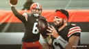 Browns' Baker Mayfield will be an offseason trade target for QB-needy teams, per NFL exec