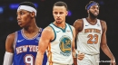 RUMOR: Knicks reluctant to trade RJ Barrett or Mitchell Robinson to Warriors to move up to No. 2