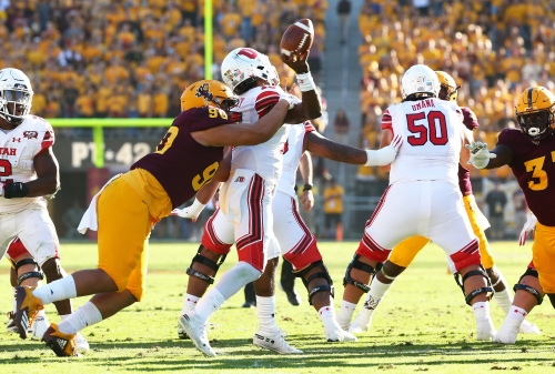 Arizona State's Jermayne Lole, Michael Turk named to All-Pac-12 preseason first team
