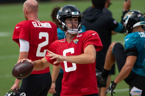 Jaguars QB Jake Luton ready, excited for 'dream' to become reality