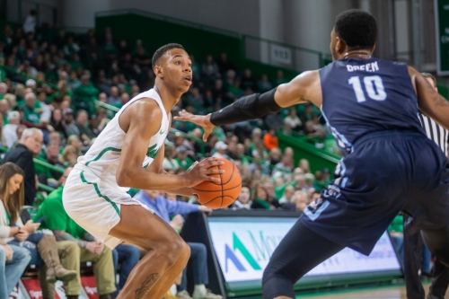 Kinsey, West named to Preseason All-Conference USA Team