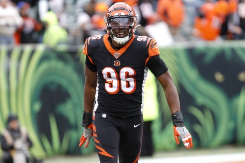 Carlos Dunlap discusses his departure from Bengals