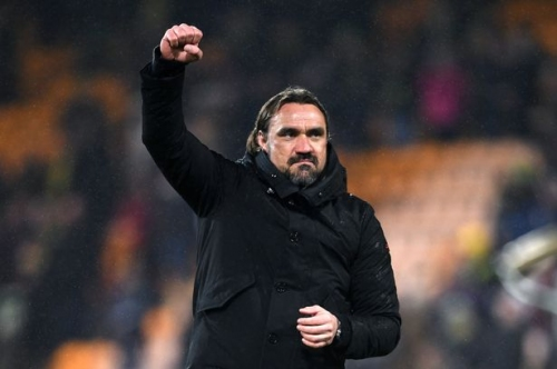 Daniel Farke's exciting Swansea verdict and the man they must 'control'