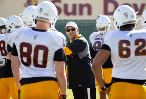 ASU scouting report: Sun Devils counting on 4-man defensive front to amp up pass pressure