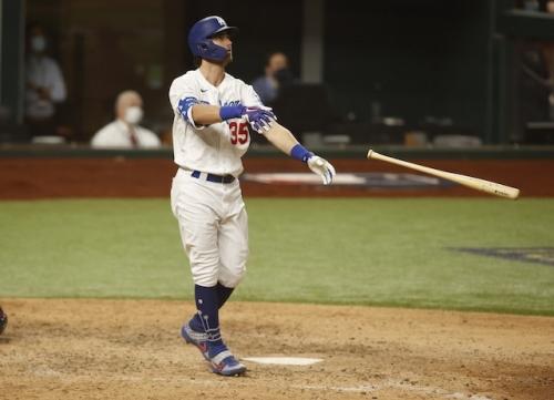 Best Dodgers Plays Of 2020 Postseason: No. 6, Cody Bellinger's Game-Winning Home Run In NLCS
