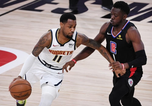 """Nuggets' Monte Morris: """"I would love to get an extension here"""""""