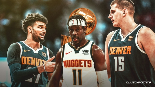 Trading for Jrue Holiday would make the Nuggets title contenders