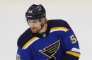 How should the Blues utilize their defense to compensate for the loss of Pietrangelo?