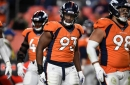 Dre'Mont Jones, DeMarcus Walker look to take advantage of extended opportunities on Broncos' re-shuffled defensive line