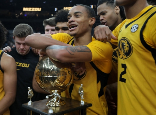 Mizzou basketball schedule takes shape with SEC slate, partial nonconference lineup