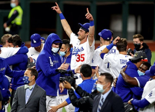 Cody Bellinger: Dodgers Motivated By LeBron James, Lakers Winning NBA Championship