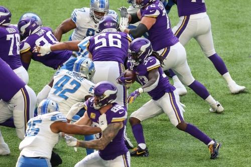 Detroit Lions at Minnesota Vikings: First quarter recap and second quarter discussion