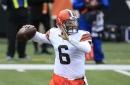 Baker Mayfield lands on NFL COVID-19 list