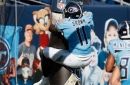 AJ Brown hauls in 40-yard touchdown from Ryan Tannehill, gives Titans 10-0 lead over Bears