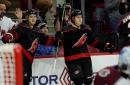 Still On the Rise: How Aho and Teravainen are setting themselves apart from the rest of the league