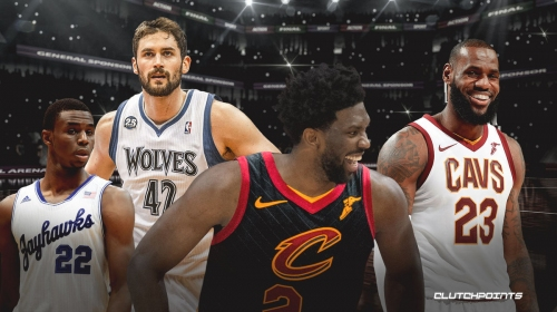 What if the Cavs drafted Joel Embiid?