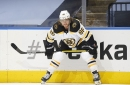 NHL Network: David Pastrnak is the second-best wing in the NHL