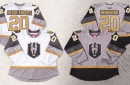 Henderson Silver Knights unveil inaugural jerseys