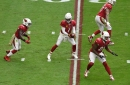 Arizona Cardinals offensive snap counts in loss to Miami Dolphins