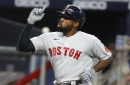 Could Jackie Bradley Jr. be an option for the Astros?