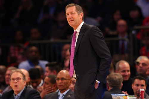 Rockets fill out coaching staff, hire Jeff Hornacek and Rick Higgins