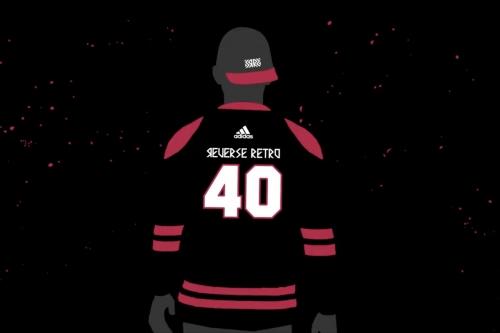 Blackhawks tease black Reverse Retro jersey