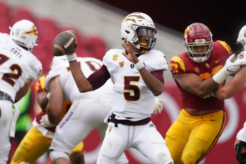 New Arizona State offense will look for improvement in next game against California