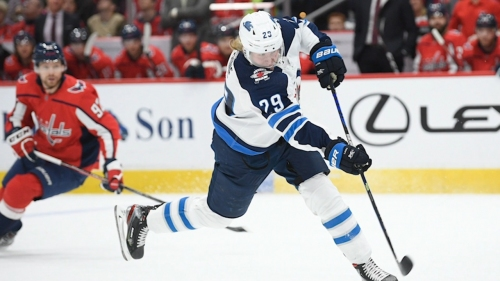 What will the Jets first line look like next season?