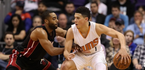 NBA Rumors: Heat Could Acquire Devin Booker For Tyler Herro, Duncan Robinson, Kendrick Nunn, And Kelly Olynyk