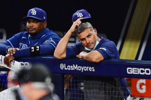 Tampa Bay Rays News & Links: Cash win MOY
