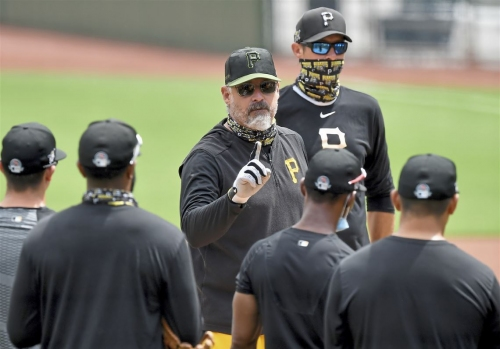 10 Pirates Thoughts: A snapshot into the 'building' process
