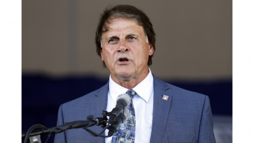 White Sox manager Tony La Russa charged with DUI from February arrest