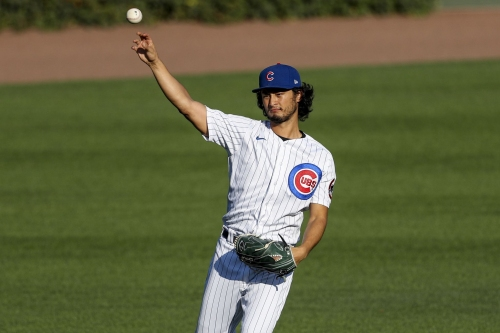 Chicago Cubs ace Yu Darvish finishes 2nd to Trevor Bauer in NL Cy Young voting while Shane Bieber unanimously wins the AL award