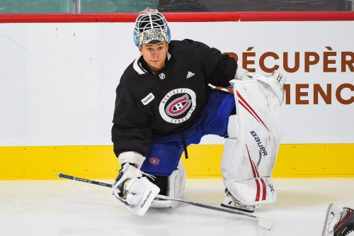 2020 Canadiens Top 25 Under 25: #22 Michael McNiven