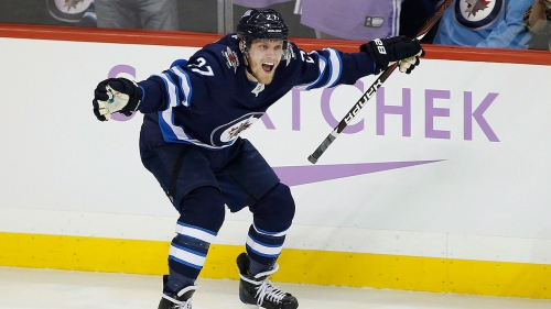 Could a fresh face break into the Jets' top line?