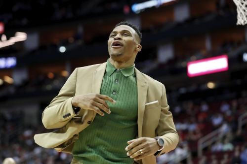 The Hornets have emerged as a potential suitor for Russell Westbrook