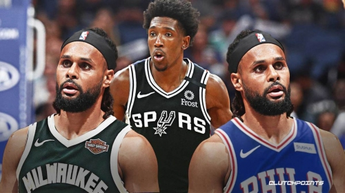 Bucks, Sixers interesting in trading for Spurs' Patty Mills