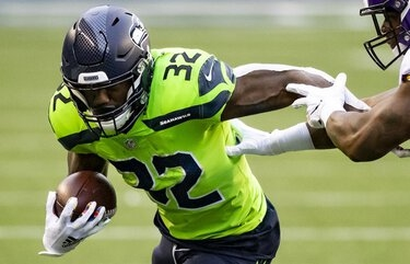 Seahawks injuries: 10 miss practice, including Chris Carson, Carlos Hyde, Shaquill Griffin and Quinton Dunbar