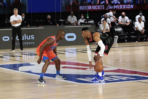 Should the Bulls pursue a trade for Russell Westbrook or Chris Paul?