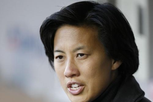 Kim Ng named Miami Marlins general manager